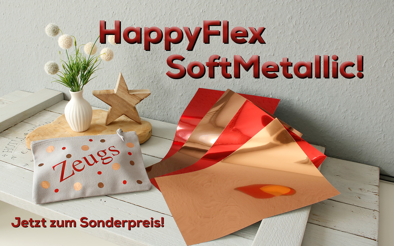 HappyFlex SoftMetallic